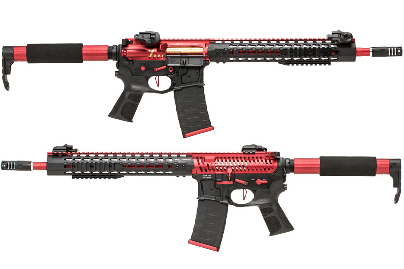 APS Red Dragon FMR Mod1 - Mercia Airsoft