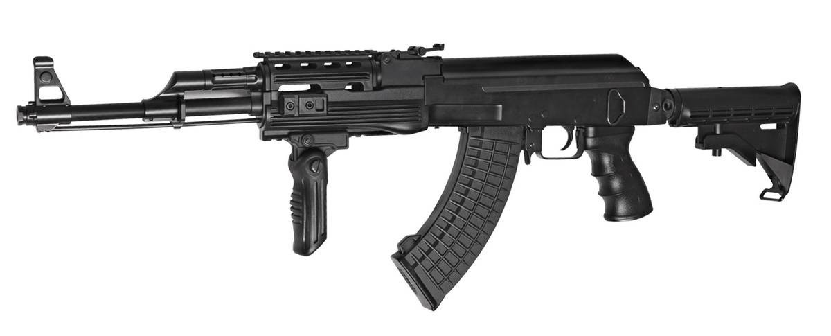 Asg Arsenal Ar M7t Tactical Ak 47 Mercia Airsoft